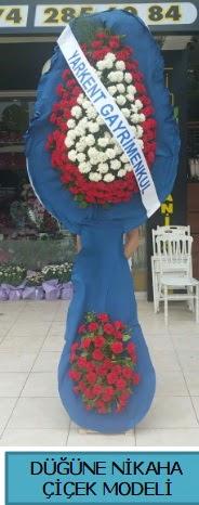 Düğüne nikaha çiçek modeli  Eskişehir çiçek satışı