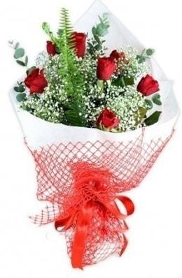 7 adet gülden kız arkadaşıma çiçek  Eskişehir çiçekçi telefonları