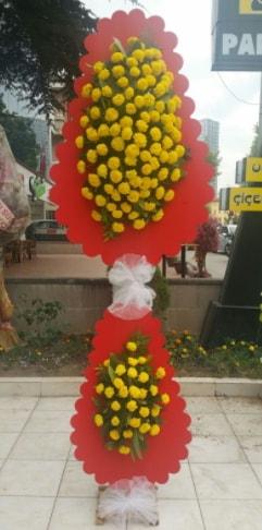 Düğün nikah açılış çiçek modeli  Eskişehir çiçek siparişi sitesi