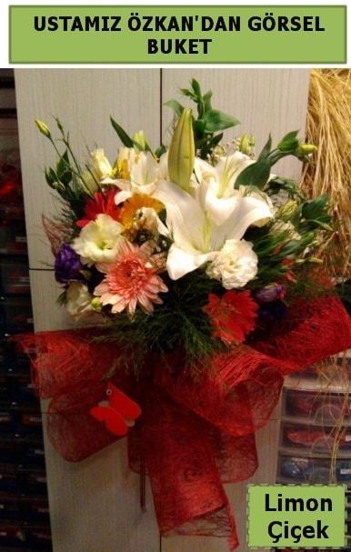 Karışık görsel mevsim çiçeği  Eskişehir ucuz çiçek gönder