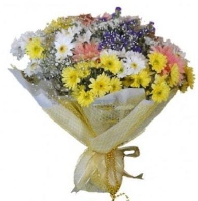 Karışık mevsim çiçeği  Eskişehir çiçek satışı