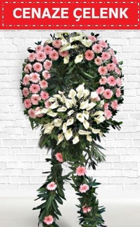 Çelenk Cenaze çiçeği  Eskişehir hediye çiçek yolla