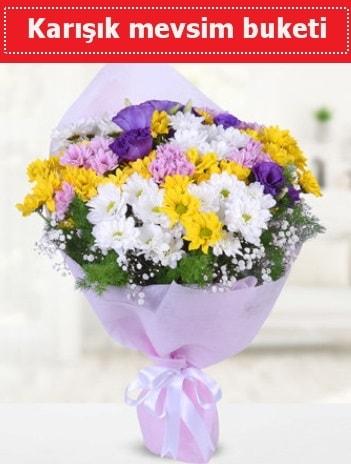 Karışık Kır Çiçeği Buketi  Eskişehir güvenli kaliteli hızlı çiçek