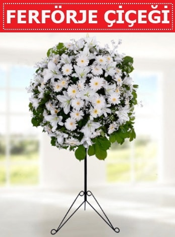Ferförje aranjman çiçeği  Eskişehir ucuz çiçek gönder