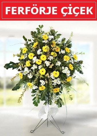 Ferförje çiçeği modeli  Eskişehir çiçek gönderme sitemiz güvenlidir