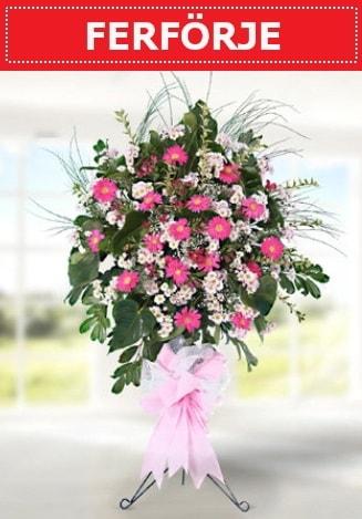 Ferförje düğün nikah açılış çiçeği  Eskişehir çiçek yolla